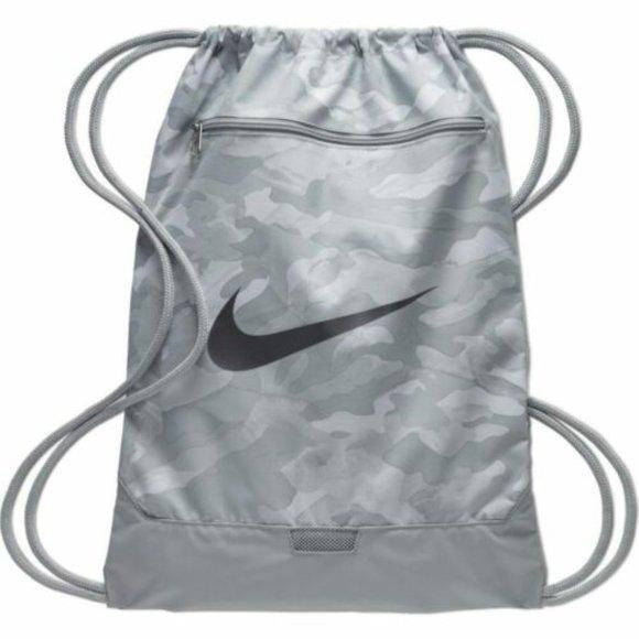 Nike Lightweight Gym Sack Backpack Bookbag